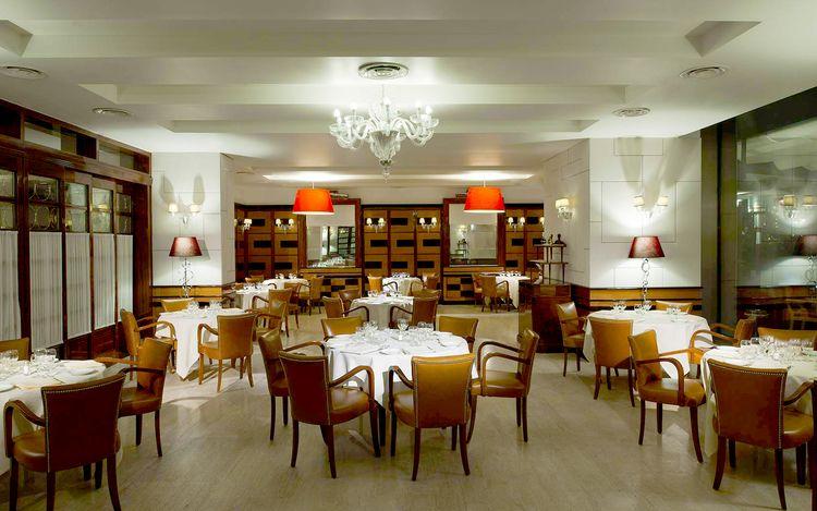 Cipriani Restaurant Istanbul