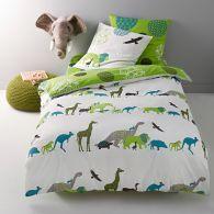 chambre dinosaure enfant housse de couette jurassic. Black Bedroom Furniture Sets. Home Design Ideas