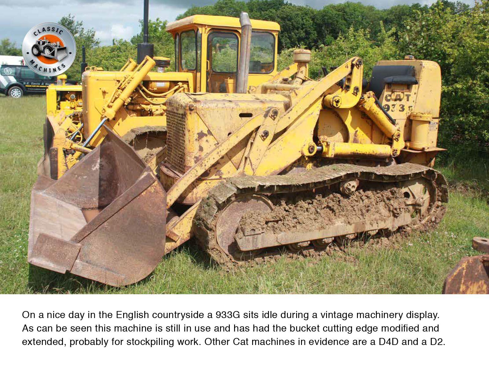 caterpillar 933 traxcavator in action caterpillar s 933 rh pinterest com Arctic Cat Repair Diagrams Factory Cat Manuals
