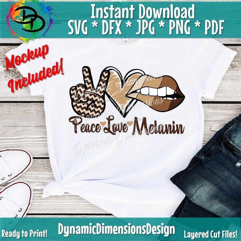Peace Love Melanin Svg Brown Sugar Png Birthday Drip Image 0 In 2020 Peace And Love Making Shirts Grandpa Funny