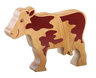 Lanka Kade Fairtrade Natural and Colourful Wooden Animals