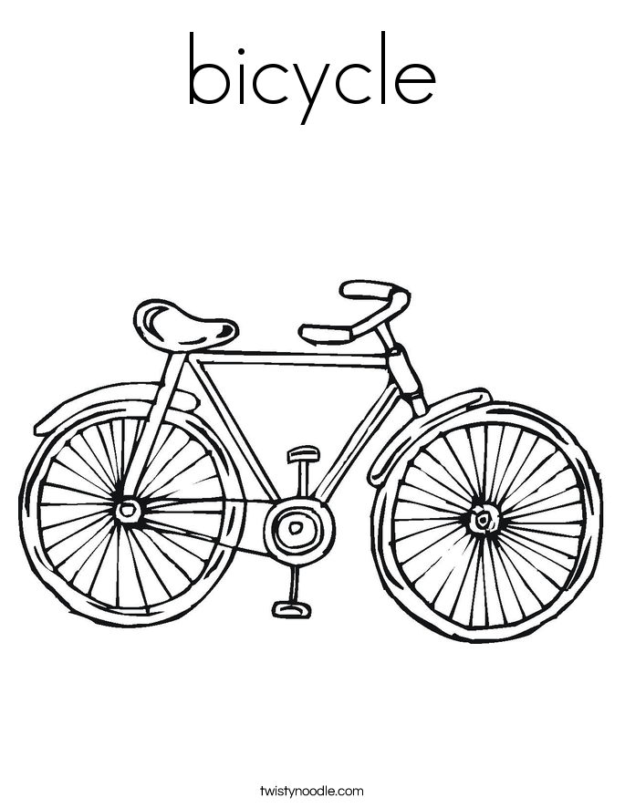 bicycle adult coloring page Google