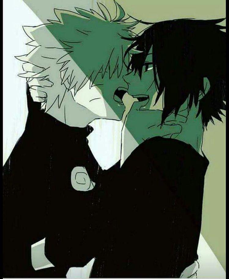 Nasuno (Naruto x Saskue pic) ⚠️⚠️⚠️⚠️⚠️⚠️ - SasuNaru