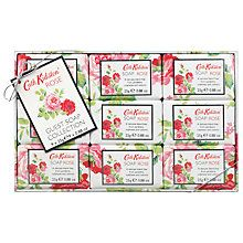 Buy Cath Kidston Rose Guest Soap Collection Online at johnlewis.com