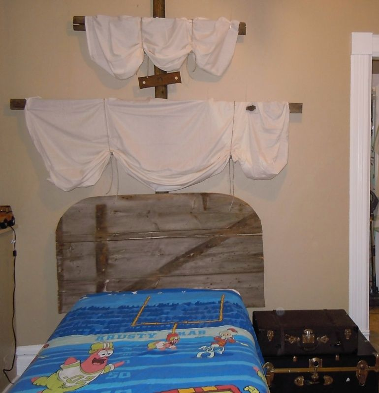 Boys Pirate Bedroom: My Creations & Photography