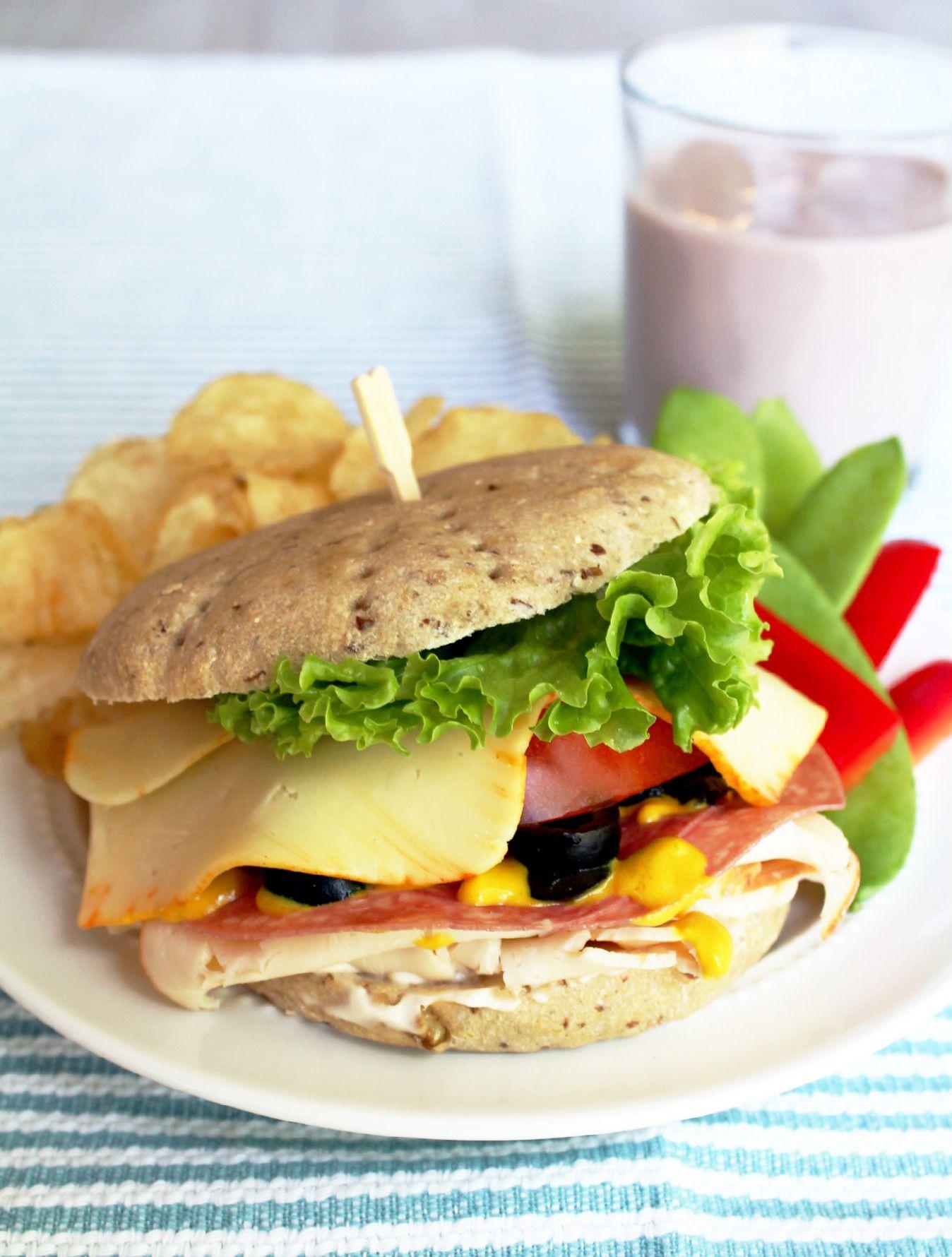4e9625805ad56db6e7f2d76043b148b1 - Sandwich Recetas