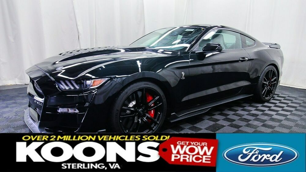 2020 Ford Mustang Shelby GT500 GT500 ALL BLACK, HANDLING
