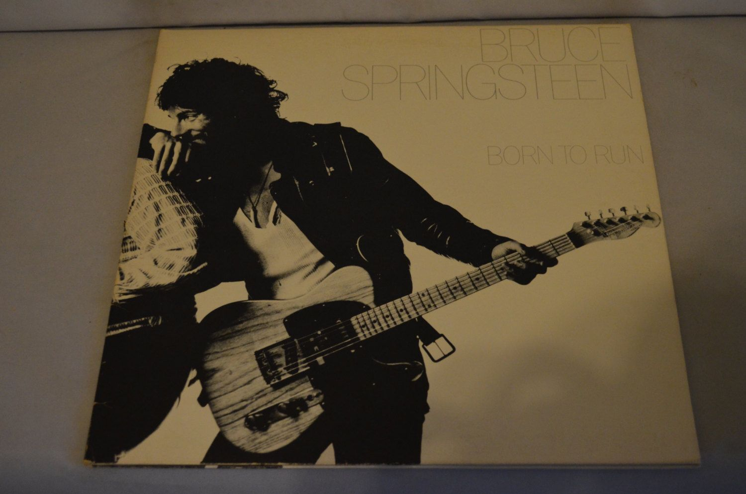 Vintage Gatefold Record Bruce Springsteen Born To Run Album Jc 33795 By Floridafinders On Etsy Born To Run Bruce Springsteen Records