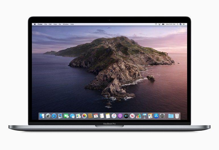 macOS 10.15 Catalina preparate il Mac per l'aggiornamento