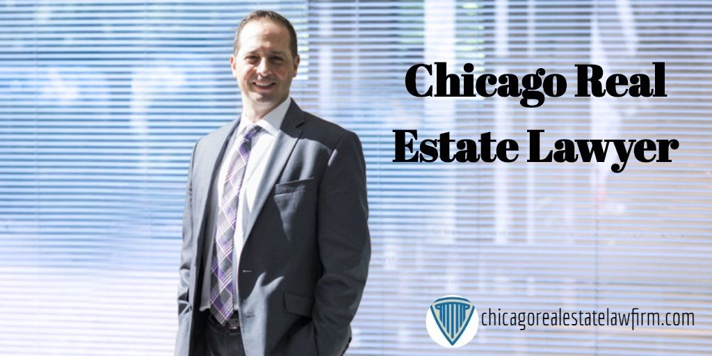 A chicago real estate attorney will be able to look over