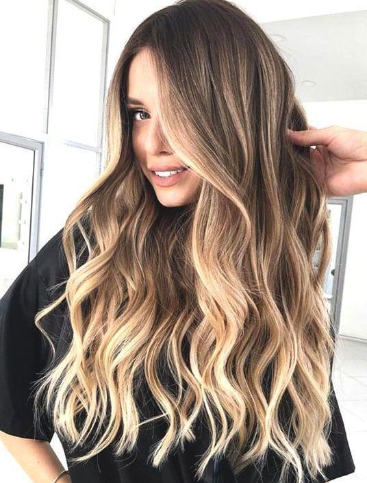 70 Wunderschone Haare Fur Balayage Mittelblond Haarfarben Haarfarben Ideen