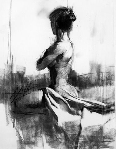 Henry Asencio Limited Edition Giclee - Repose Henry Asencio - Abstract Naturalism www.AsencioStudio.com