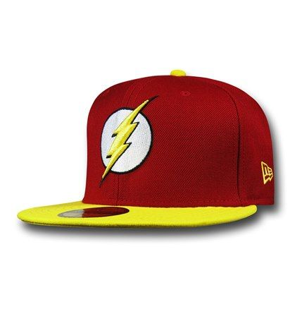 Flash Symbol Red 59Fifty Cap  6bd79c75914