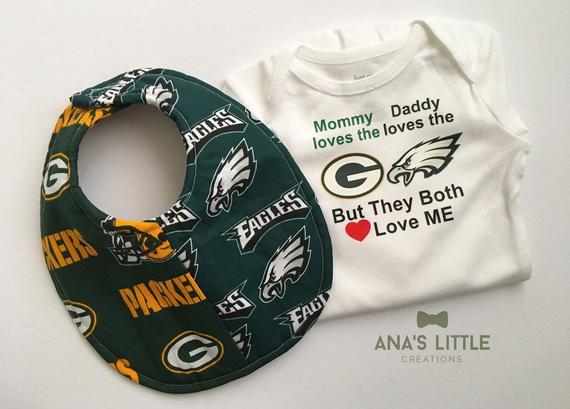 Green and Gold Green Bay Packers Baby Wipes Case