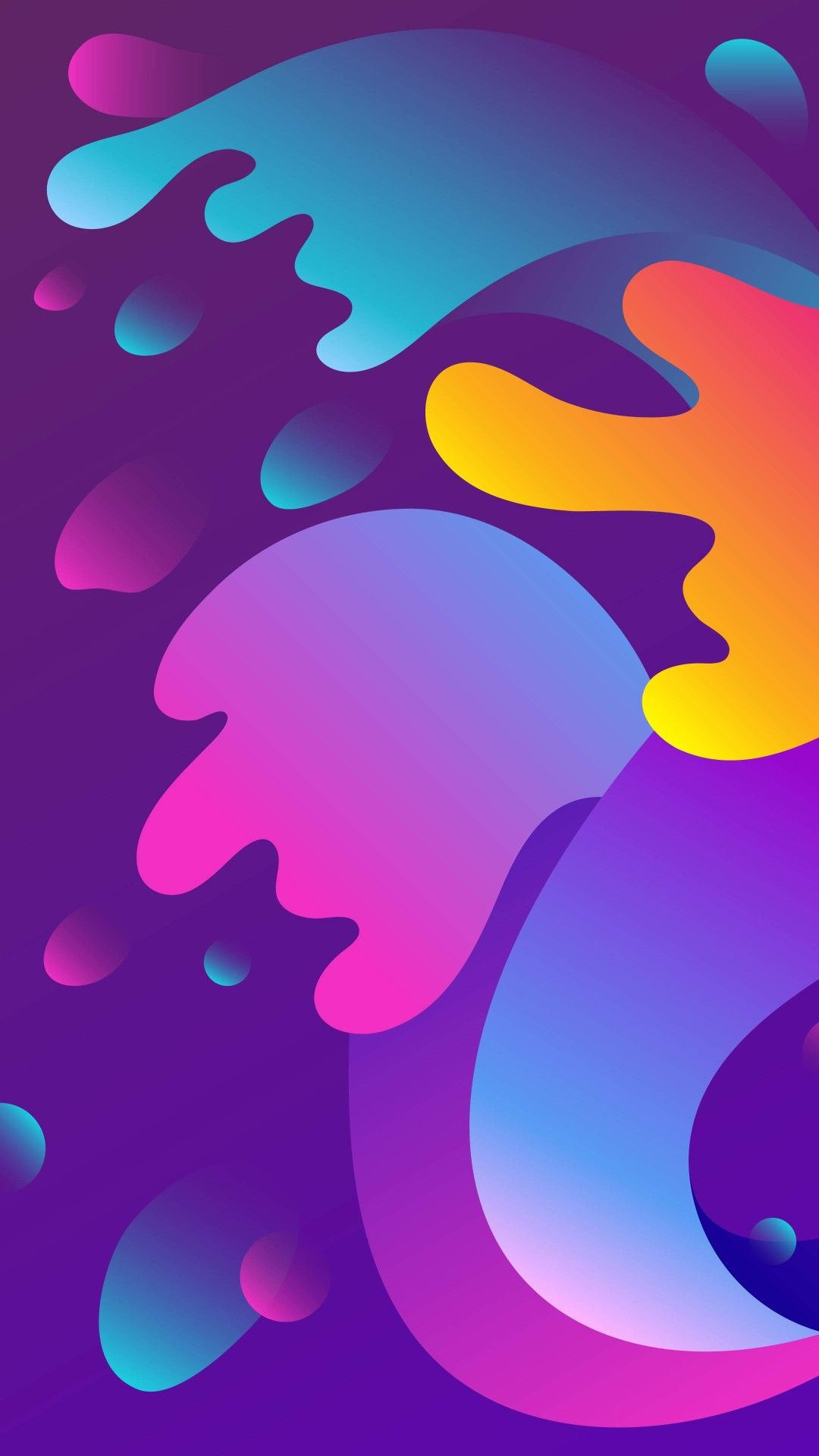 Colorful Swirl Abstract Wallpaper Abstract Iphone Wallpaper Abstract Wallpaper Android Wallpaper