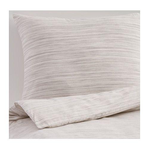 ikea prickflox bettw scheset 2 teilig 155x220 80x80 cm baumwolle ist hautsympathisch und. Black Bedroom Furniture Sets. Home Design Ideas