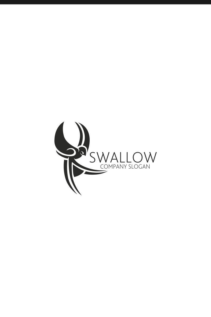 swallow logo template 75414 logo templates logos eyelash logo swallow logo template 75414 logo