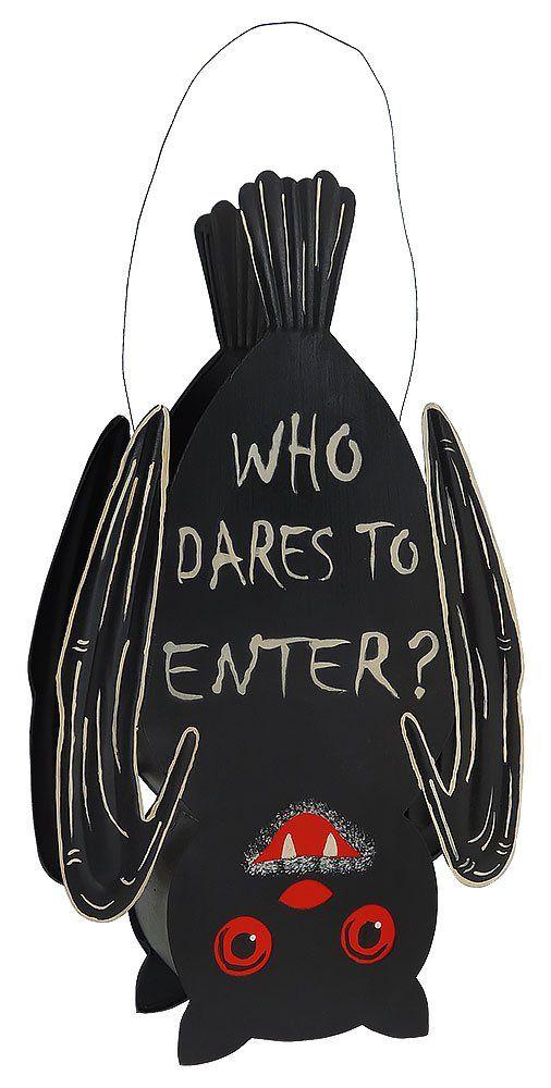who dares to enter bat lantern