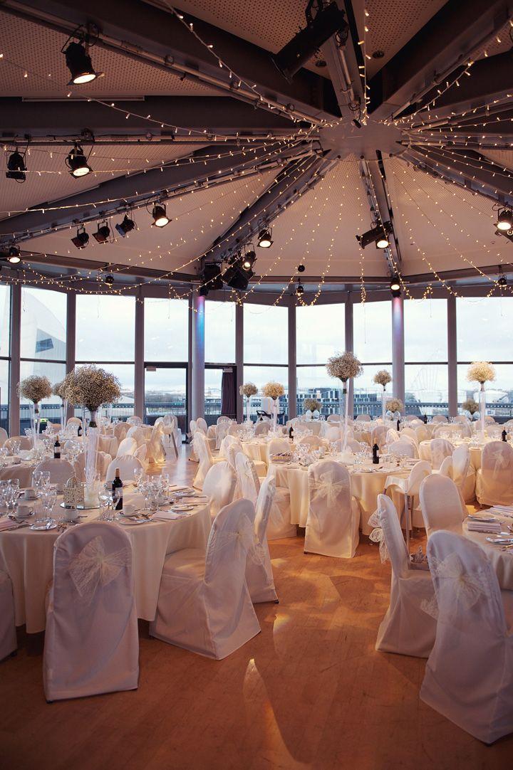 Modern Minimalistic Manchester Wedding At The Lowry Boho Weddings