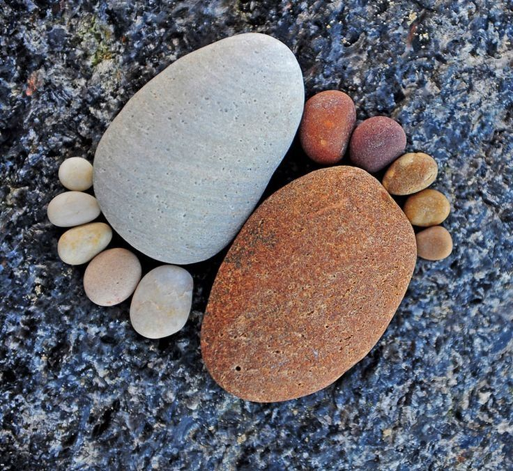 Something fun to do at Montana De Oro with all the rocks there :D