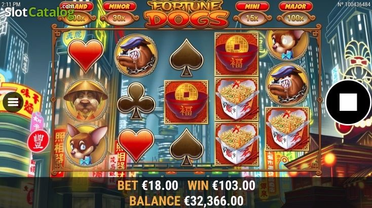 Spiele Fortune Dogs - Video Slots Online