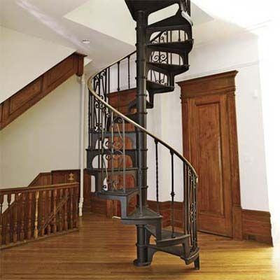 9 Small Space Solutions Staircase Design Small Staircase Small