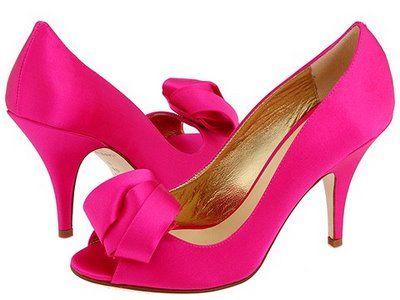 Pink Wedding Shoes Ideas On Bridesmaid Elite Looks