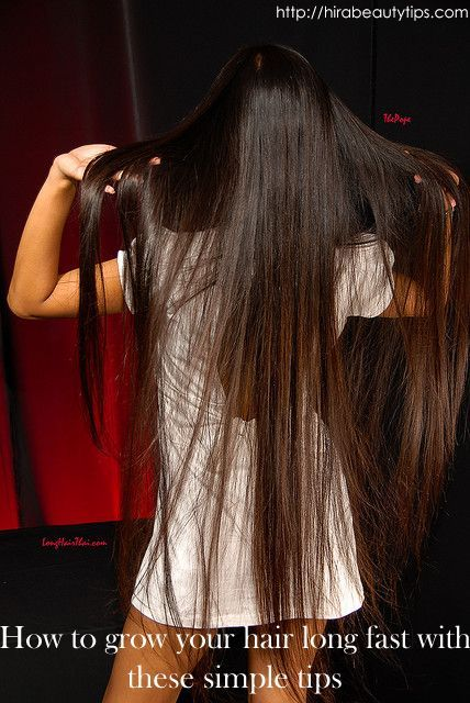 How to grow your hair long fast with these simple tips hair how to grow your hair long fast with these simple tips urmus Image collections