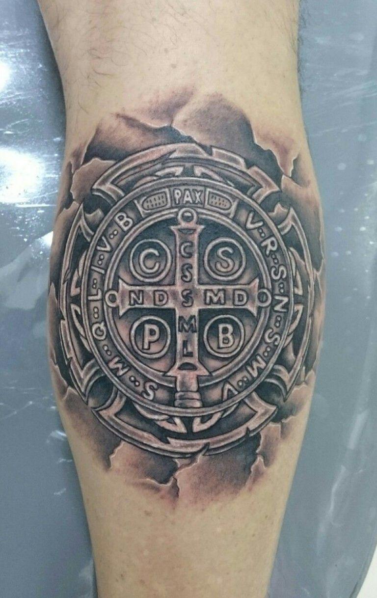 Tatuajes para Hombres: +109 Diseños de tattoos [+Significado] más sexies |  Tatuajes para hombres, Tatuajes religiosos para hombres, Tatuajes religiosos
