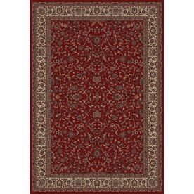 Concord Global Dynasty Red Rectangular Indoor Woven Area Rug Common 12 X 15