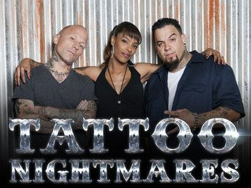 Tattoo nightmares cast tommy jasmine and big gus have for Tattoo nightmares shop appointment with jasmine