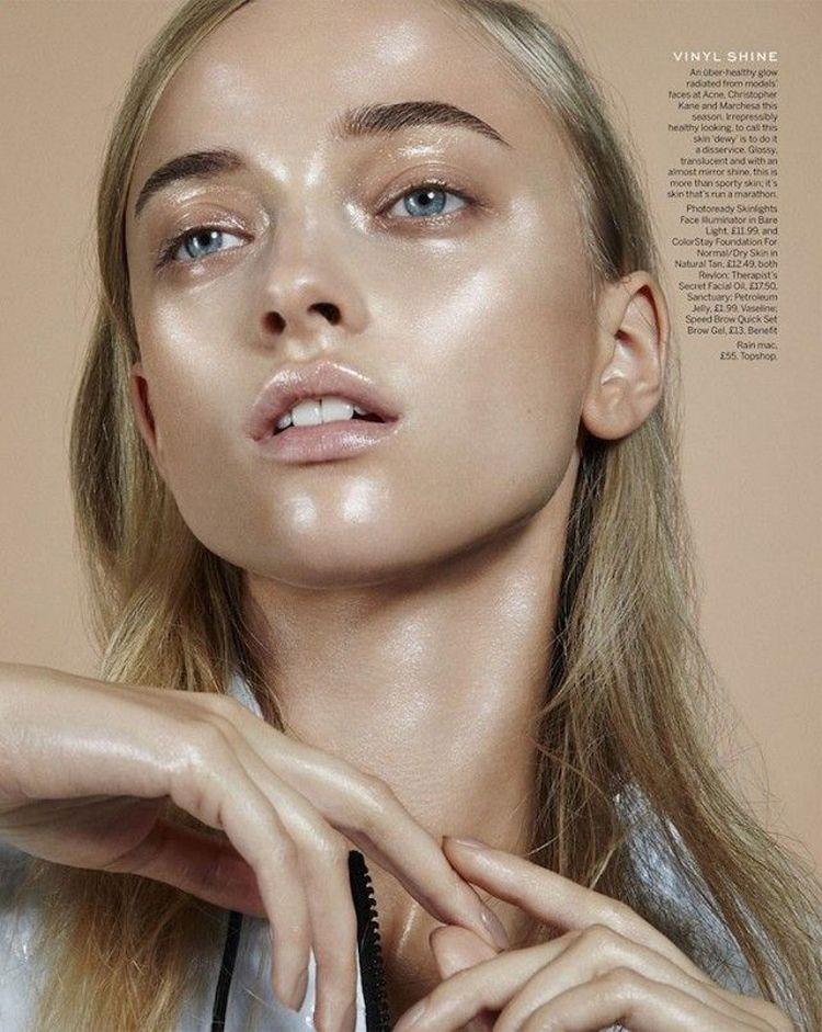 Strobing – nowy sposób na makeup EXAMPLE.PL | Beauty | Pinterest ...
