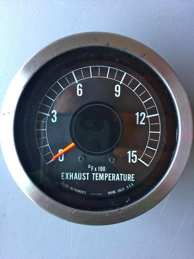 boat gauges Vintage