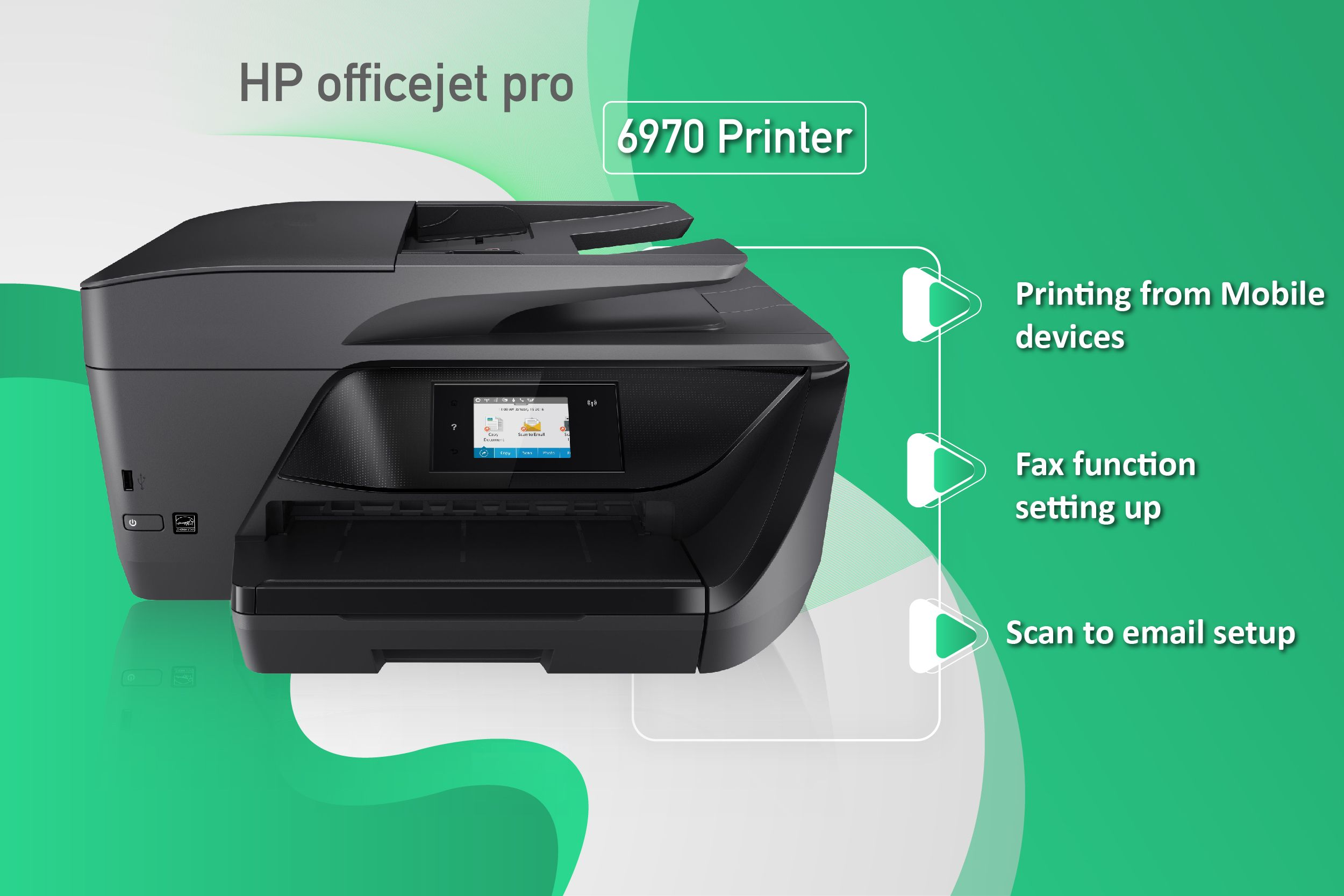 Get complete guidance for printing from mobile devices  Our