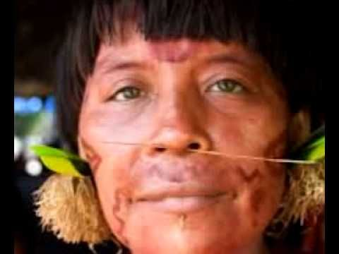 ▶ Sacred Yanomami Directions Song - YouTube