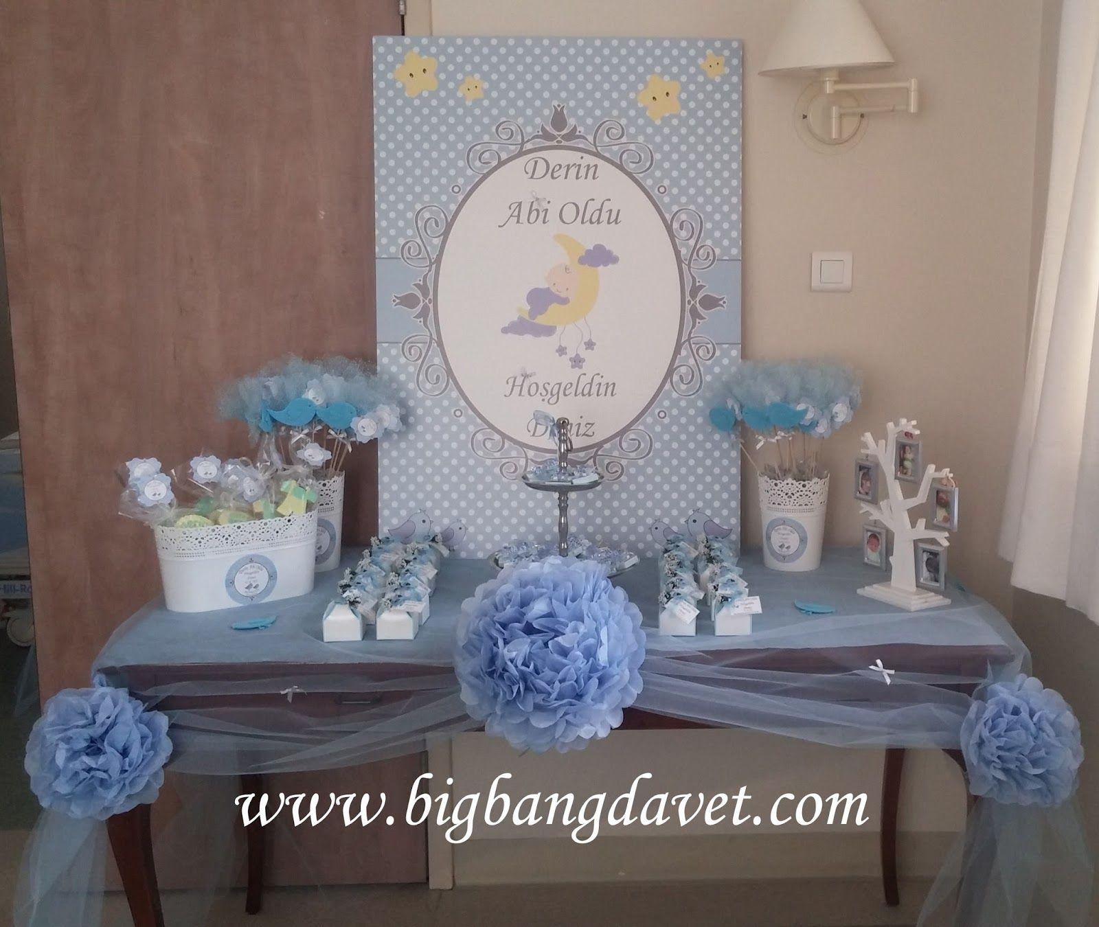 hastane odasi süsleme Bebek Odası
