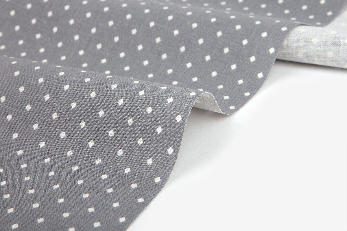 1 2 Yard Linen 100 Gleam 60 Wide Dailylike Canada Fabric Design Linen Fabric Collection
