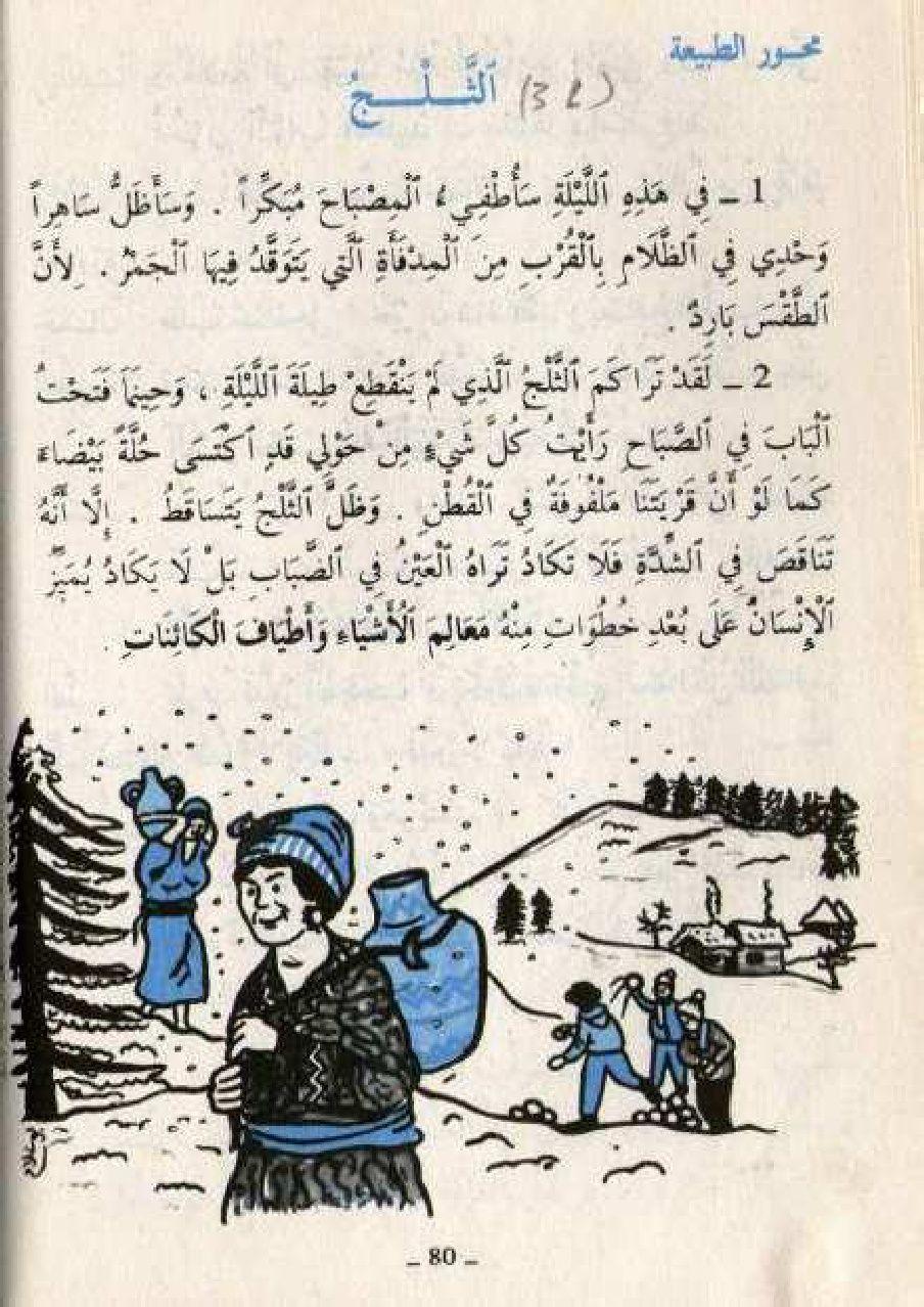 كتاب السنة الخامسة أساسي الجزائر الثمانينات و التسعينات Learning Arabic Arabic Language Arabic Books