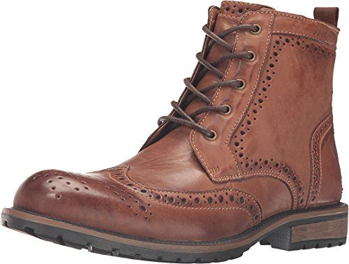 9a8d1394120 Steve Madden Men's Sprocket Boot, Tan, 10.5 M US -- in either Brown ...