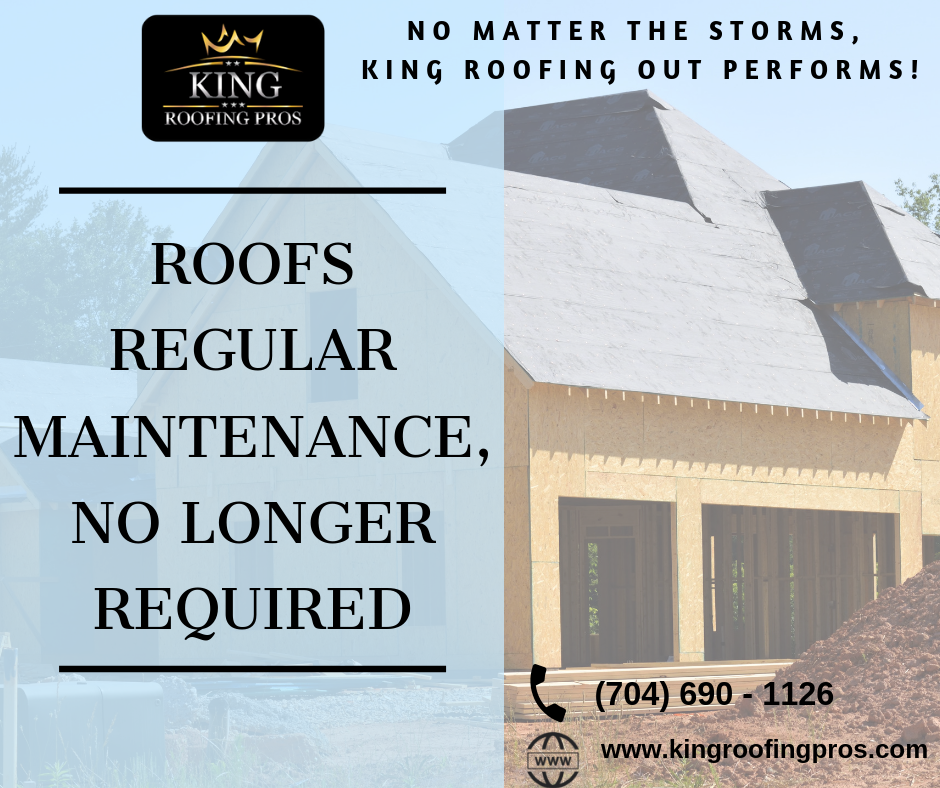 One Stop For All Your Roofing Works Kingroofingpros Is One Of The Best Authentic Company Situated At Albemarle Nc You Can Get Help From U Roof Repair Roofing