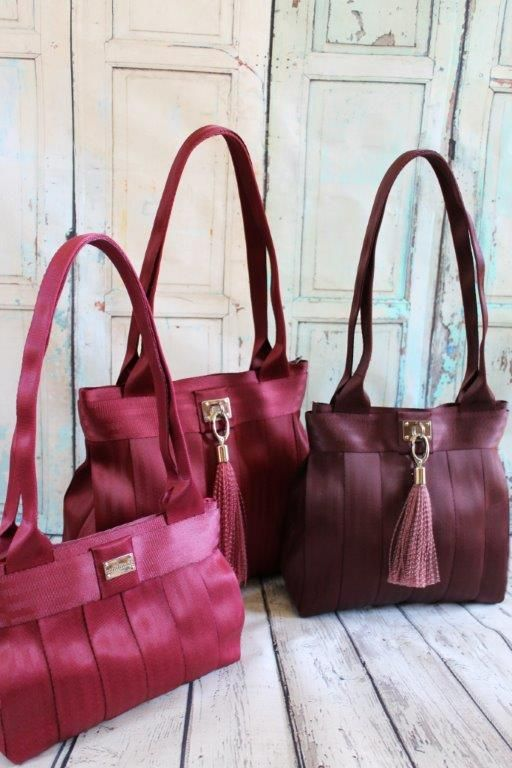 Seat Belt Series: Everyday Bag Sewing Pattern   Pinterest