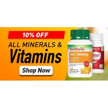 10 Off Sale On All Minerals Vitamins Number One Fitness Bargain Bro Vitamins Minerals Vitamins And Minerals