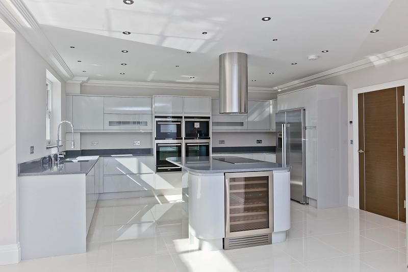 Kitchens With American Fridge Freezers   Google Search