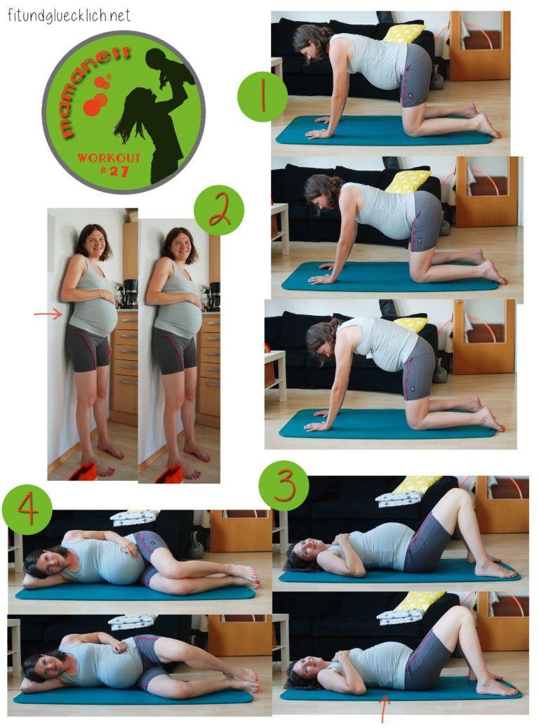 mamaness beckenkipper workout 27 pregnancy workouts. Black Bedroom Furniture Sets. Home Design Ideas