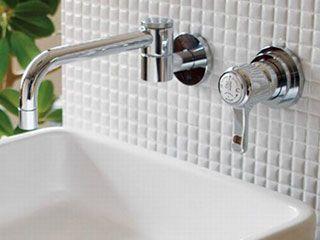 エッセンス シングルレバー混合栓 横水栓 伊吹物産株式会社 建築