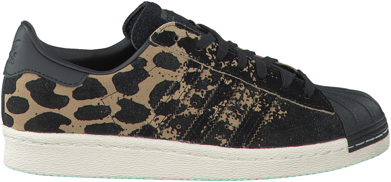 adidas originals sneakers dames zwart