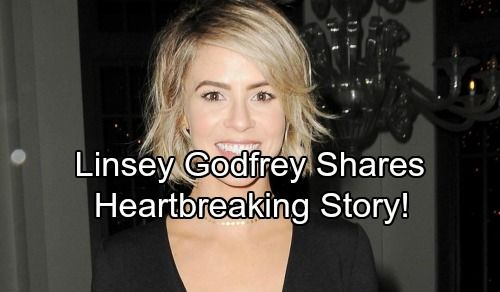 The Bold And The Beautiful Spoilers Linsey Godfrey Shares Horrific