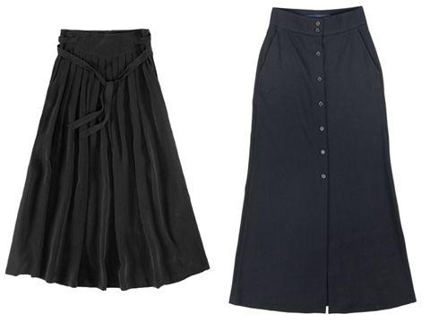edfe868b0 faldas tres cuartos | faldas | Faldas, Faldas largas y Moda