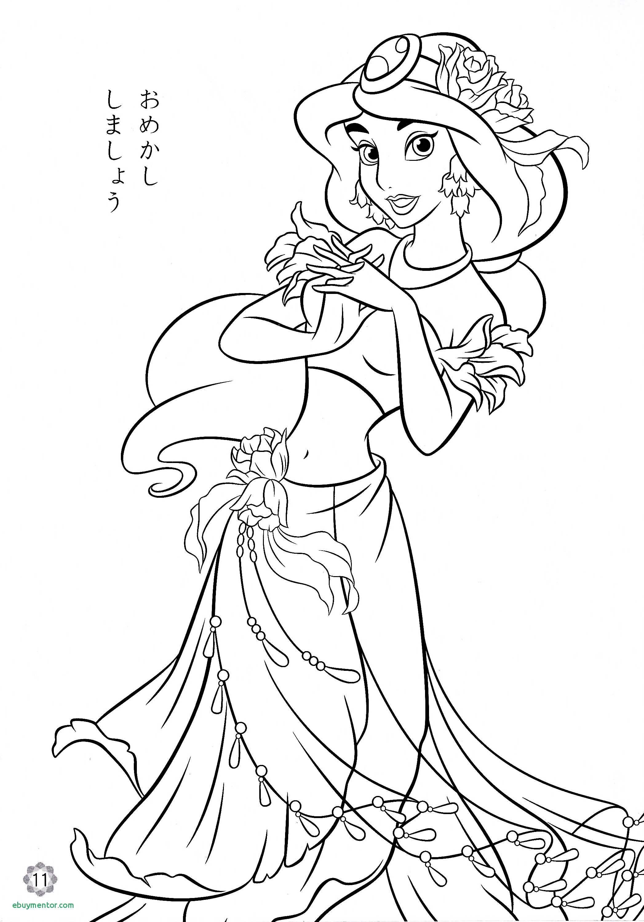 Disney Princess Coloring Pages 820 Lovely Of Chibi