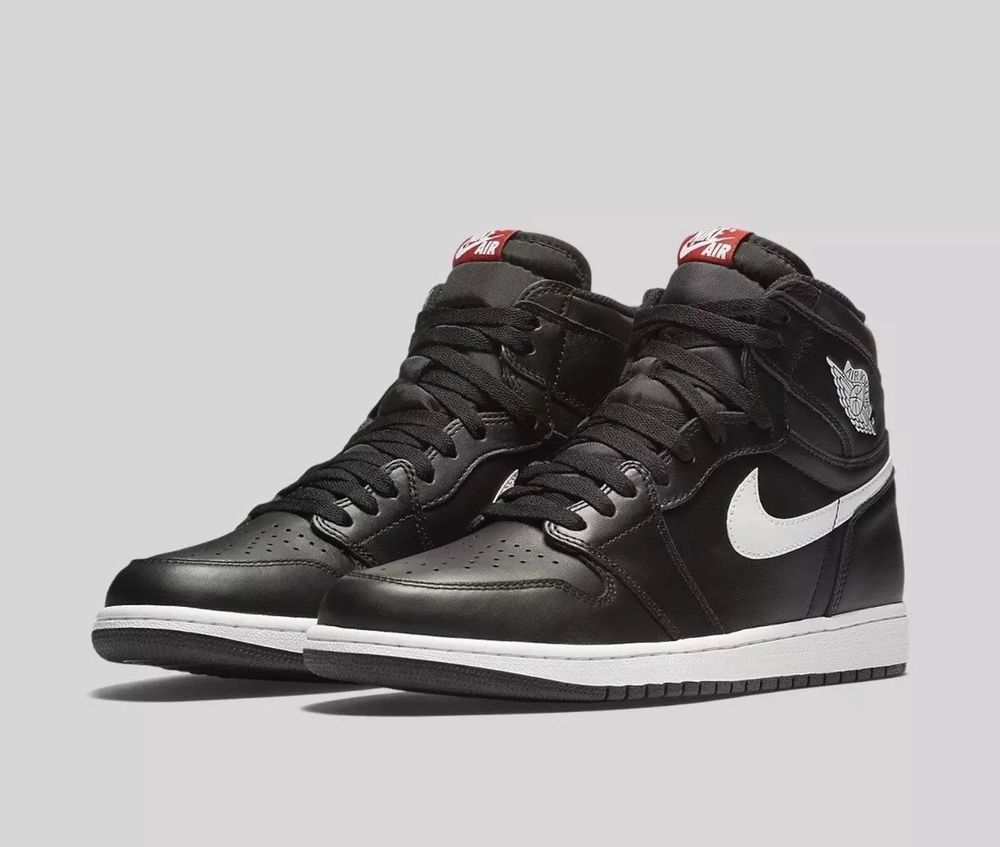 new style 1331a 53e5a NIKE AIR JORDAN 1 RETRO HIGH OG YIN YANG BLACK WHITE SIZE 10.5(555088 011)   fashion  clothing  shoes  accessories  mensshoes  athleticshoes (ebay link)